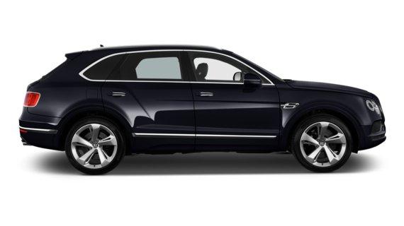 Bentley Bentayga - Chauffeur Hire