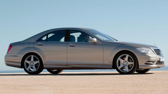 Mercedes-Benz S Class Executive Chauffeur Hire London